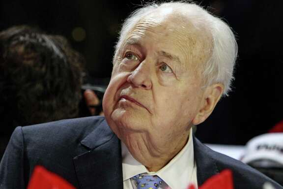 A New Orleans federal judge on Wednesday said she will rule later on whether Tom Benson's lawsuit over ownership of some of the shares in his sports teams should be dismissed. (AP Photo/Garry Jones)