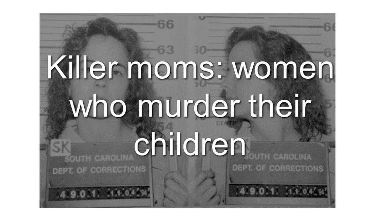 Killer moms: women who murder their children