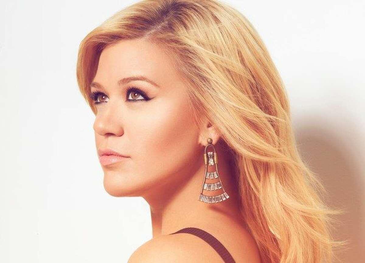 Grammy-winning singer Kelly Clarkson hails from Burleson, Tex.