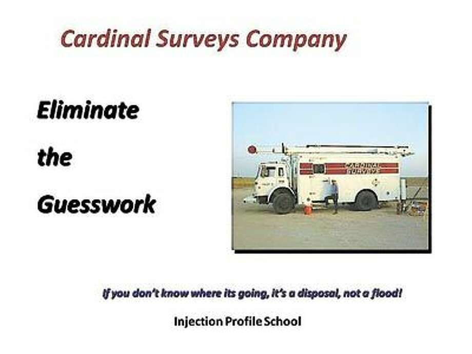 """Learn how to get the most from your production logs, which helps you get the most from your wells. Have Cardinal Surveys do either a """"Lunch and Learn"""" or a morning or afternoon training session at your office. Call 580-8061 to schedule yours."""