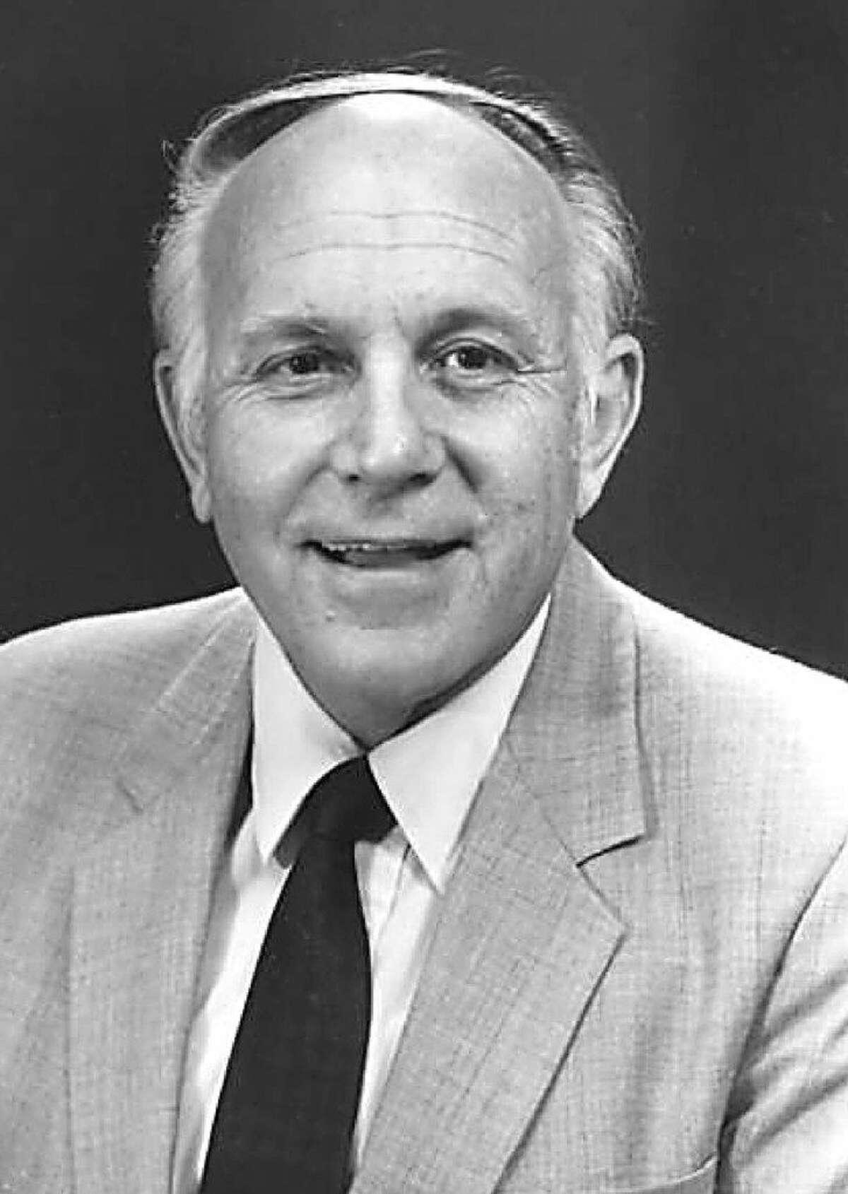 Former Reporter-Telegram editor Jim Servatius