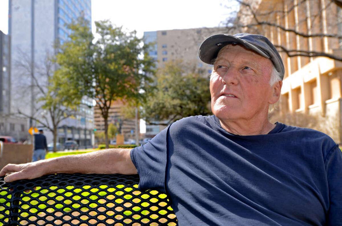Profile photo of Paul Sydney Taylor for Ed Todd article. James Durbin/Reporter-Telegram