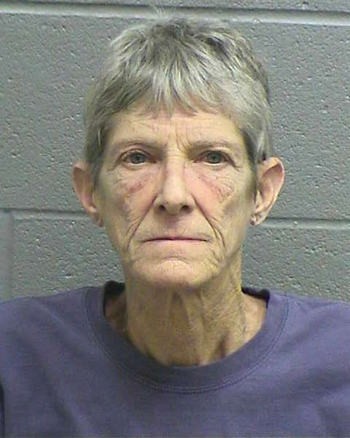 Lisa Ann Nash, 56, was arrested March 9 on a state jail felony charge of injury to an elderly individual.Nash allegedly assaulted an 80-year-old man in her home after he spilled a glass of water in the kitchen, according to the arrest affidavit.If convicted, Nash faces up to two years in prison.