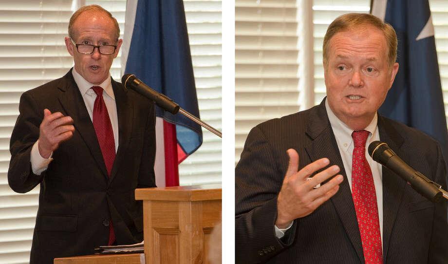 RRC candidates  Rep. Wayne Christian Gary Gates