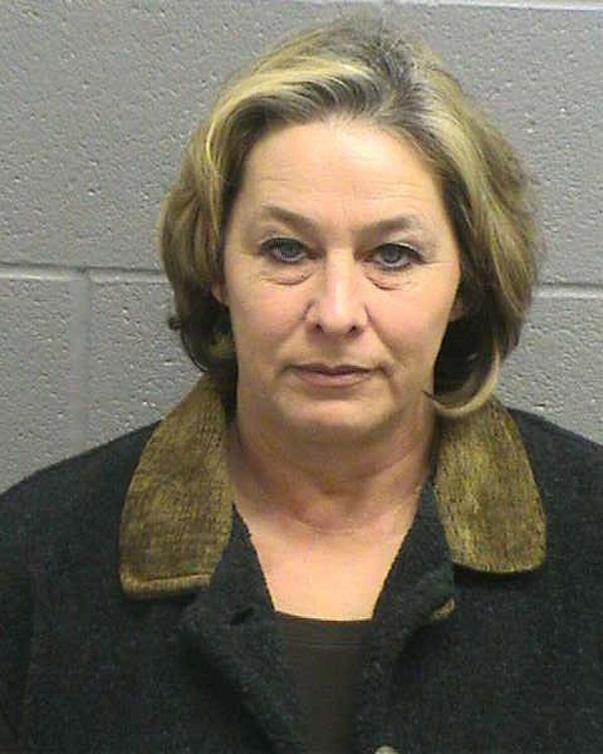Carrie Lea Stewart, 52, was arrested March 10 on a third-degree felony charge of aggravated perjury.Stewart falsely stated that she didn't have Internet access while being investigated for accepting political contributions from a corporation. This information was supplied to a grand jury, according to the indictment.If convicted, she faces up to 10 years in prison.