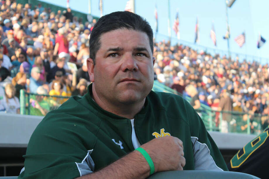 Midland College head baseball coach David Coleman has stepped down after 11 seasons. Photo: File Photo