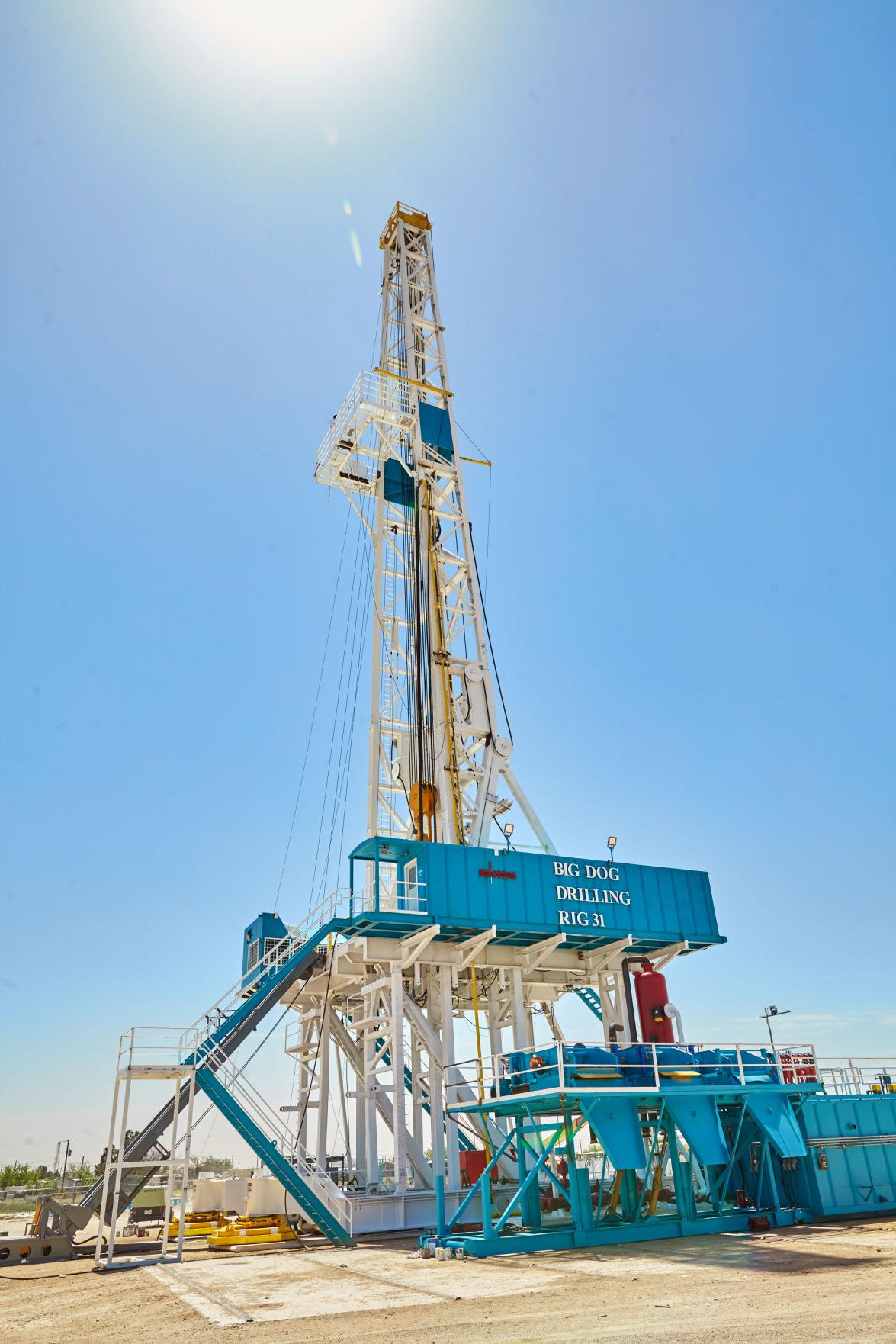 Big Dog Drilling Texas