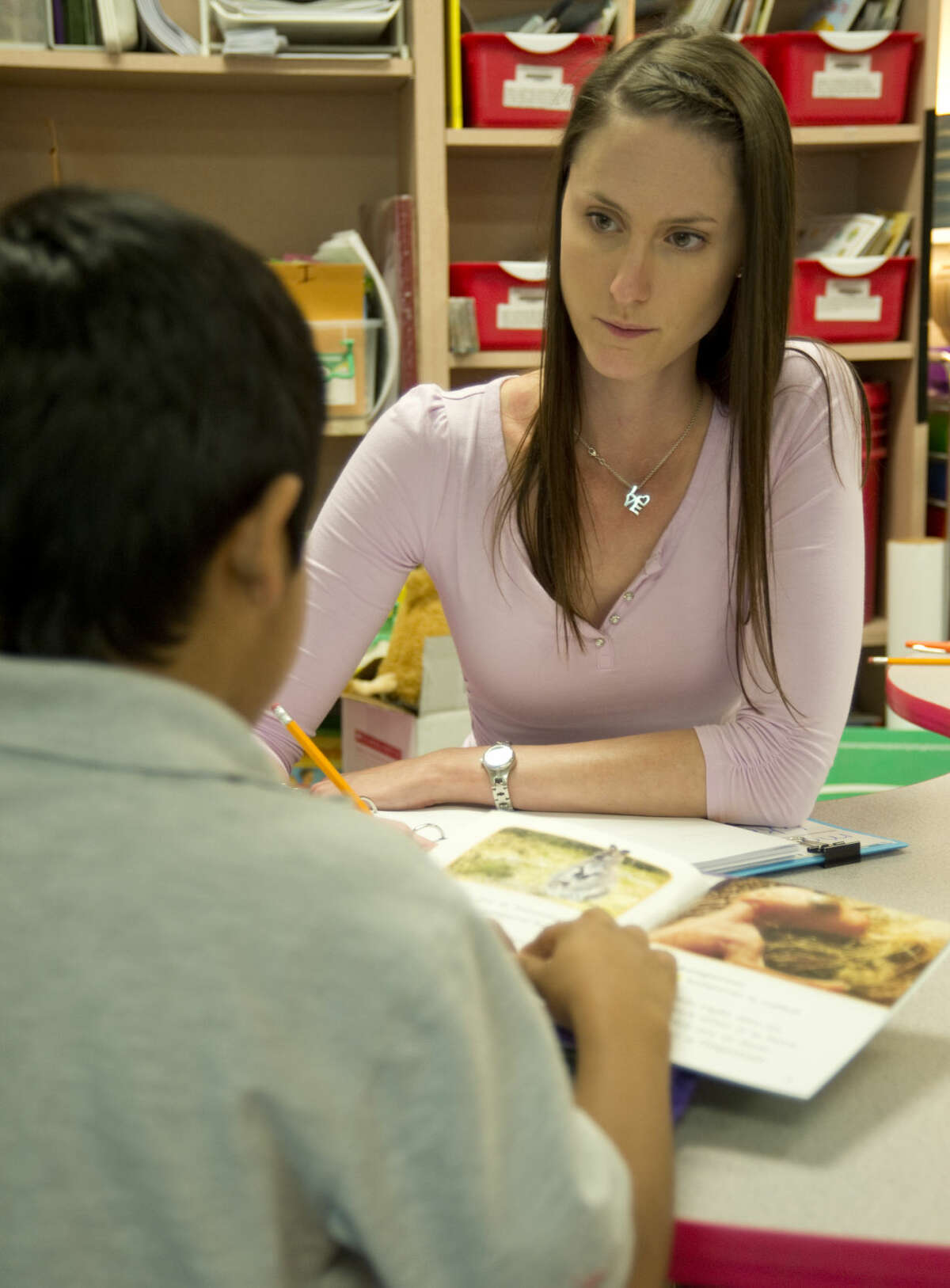 Lindsey Sargent has knownsince her senior year of high school, that she wanted to work with children.