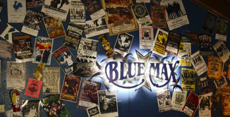 The Blue Max. Tim Fischer\Reporter-Telegram Photo: Tim Fischer