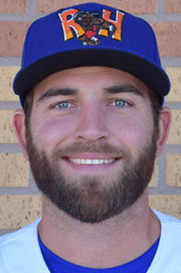RockHounds pitcher Chris Jensen. Photo: Courtesy Photo