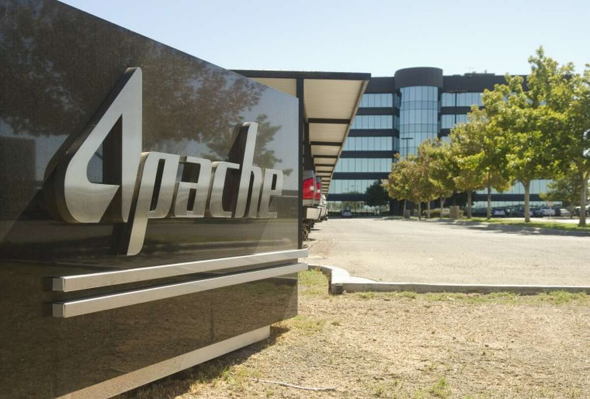 Apache Building Photo by Tim Fischer/Midland Reporter-Telegram