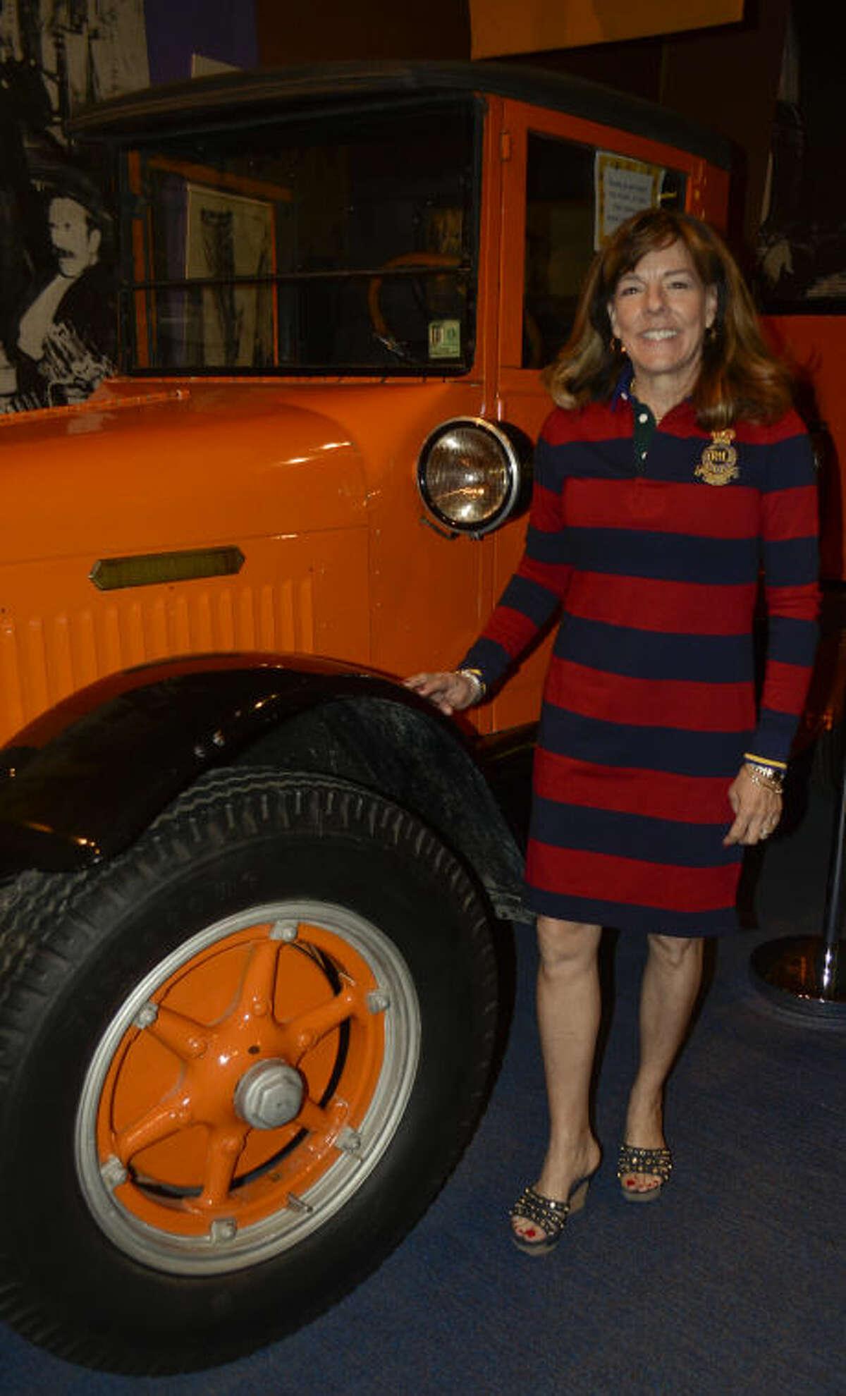 Kathy Shannon , executive director of Petroleum Museum. Tim Fischer\Reporter-Telegram