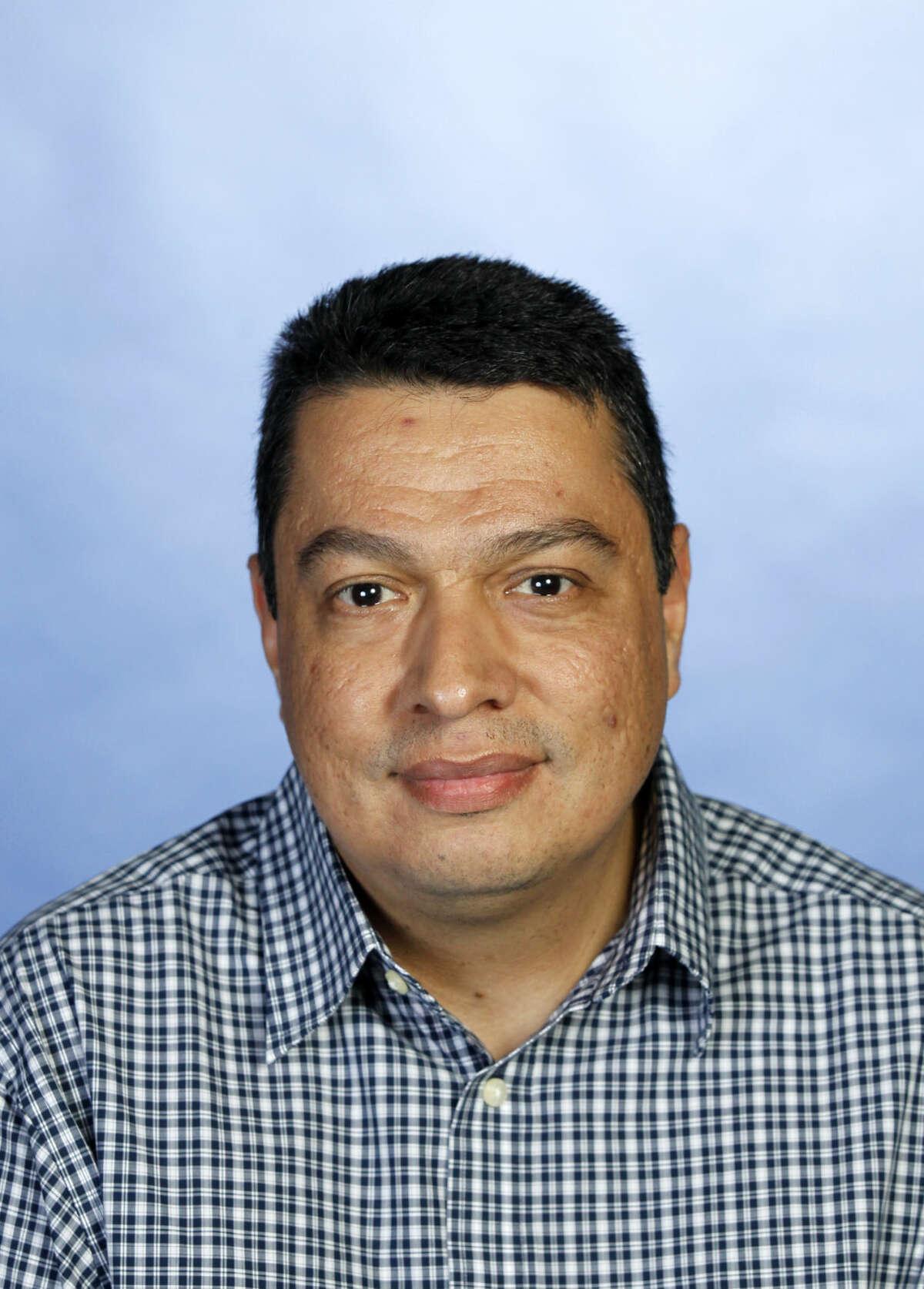 Staff mug shot of Oscar LeRoy photographed Wednesday, April 1, 2015. James Durbin/Reporter-Telegram