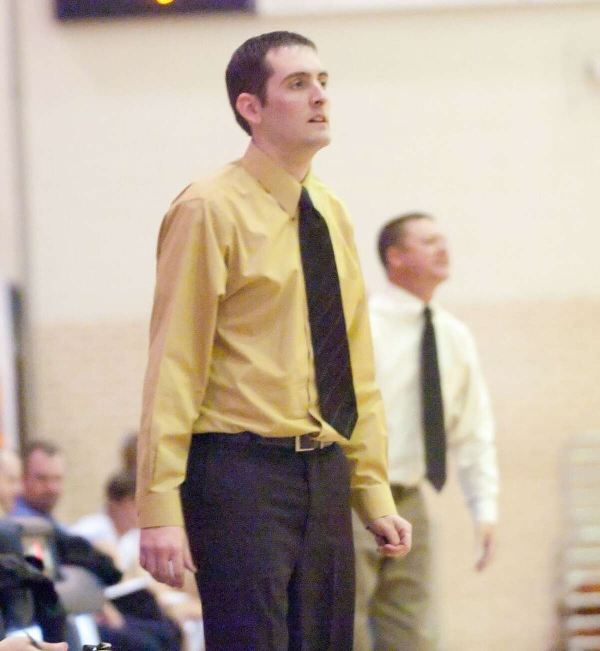 Greenwood coach Cliff Thompson confirmed his resignation on Monday night, citing he and his having trouble finding affordable housing in Midland.