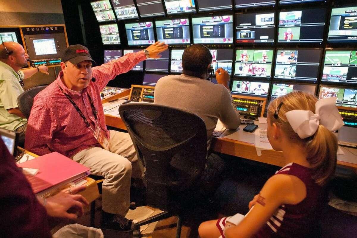 ESPN at Grande Communications Stadium 1