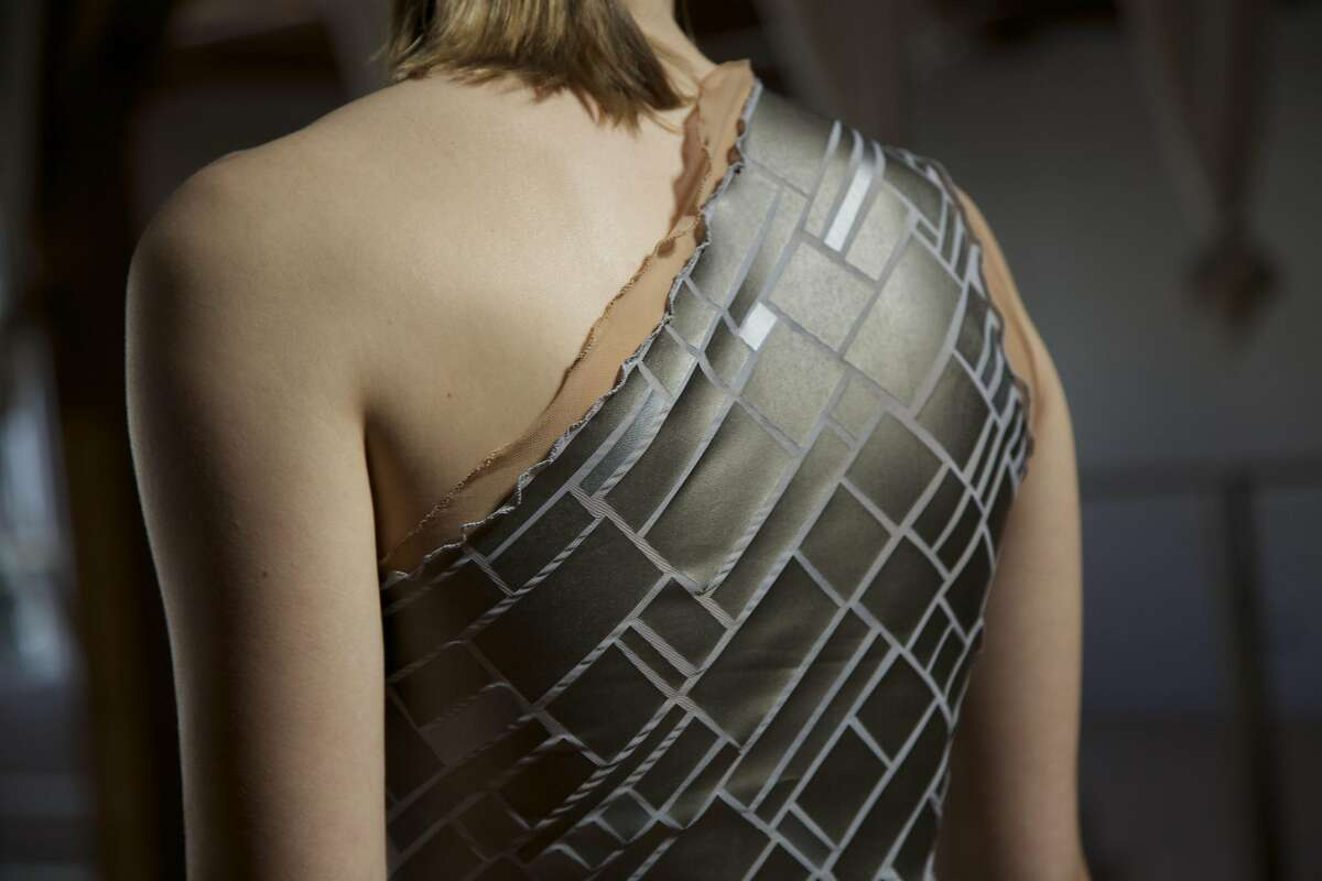 Past works and wearable art clothing by Norwegian artist�Pia MYrvoLD.