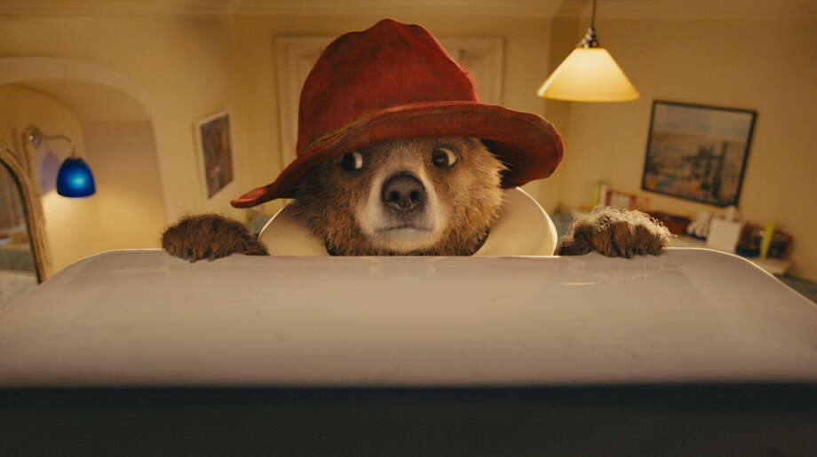 "Scene from the film ""Paddington."" (The Weinstein Company) Photo: The Weinstein Company"