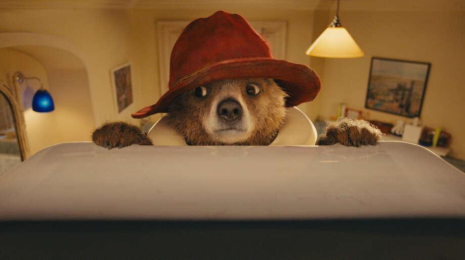 "Scene from the film ""Paddington."" (The Weinstein Company) Photo: The Weinstein Company"