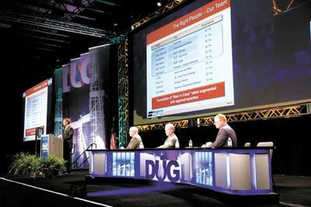 The DUG Permian Basin conference, May 19-21, features an impressive list of speakers who will share their insights on both upstream and midstream aspects of the basin. Register today at www.dugpermian.com to reserve your place.