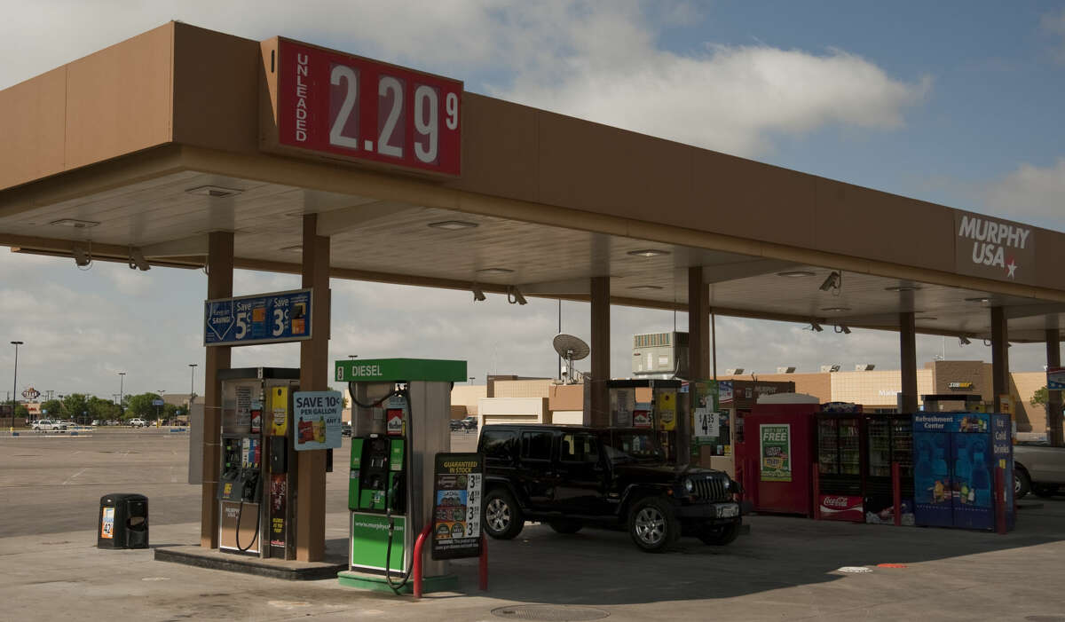 Gas prices are lowest at stations off Midland Drive and Briarwood. Tim Fischer\Reporter-Telegram