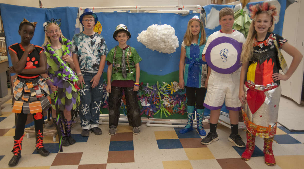 Destination Imagination sixth greade team include Temitayo Awosemo as Tiger Claw, Kalee Tollefson as Queen Cobra, Sam Leverett as Glacier, Jackson Comer as Lightning Bolt, Karmen Smith as Frost, Blake Dalager as Captain Know-it-All and Faith Dolan as Fire Heart. Tim Fischer\Reporter-Telegram