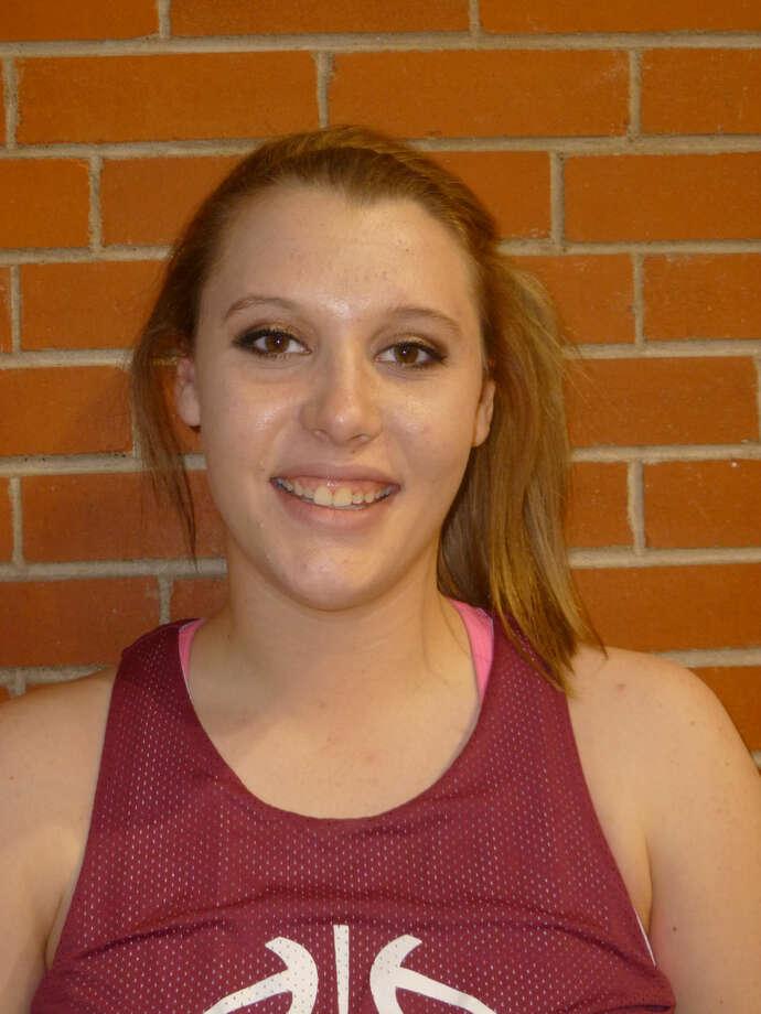 2014-15 Lee Girls Basketball Mugs - Hannah Payne
