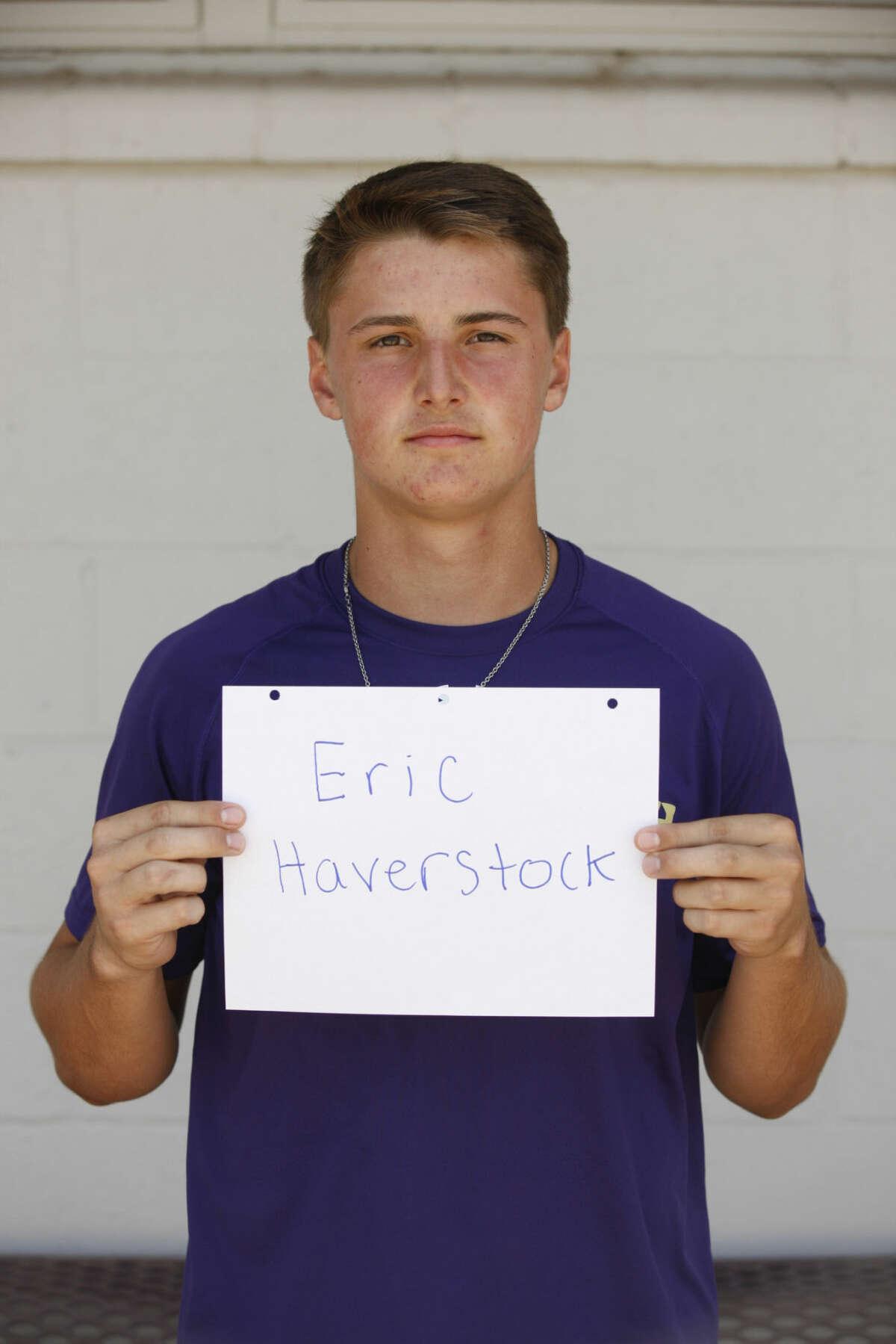 Midland High Varsity Football mug Eric Haverstock