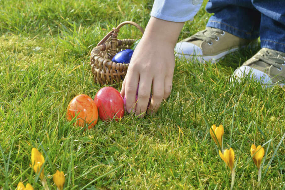 Martin County EMS' Easter Egg Hunt, 2 p.m. Saturday at the City Park in Stanton. Photo: Trendobjects