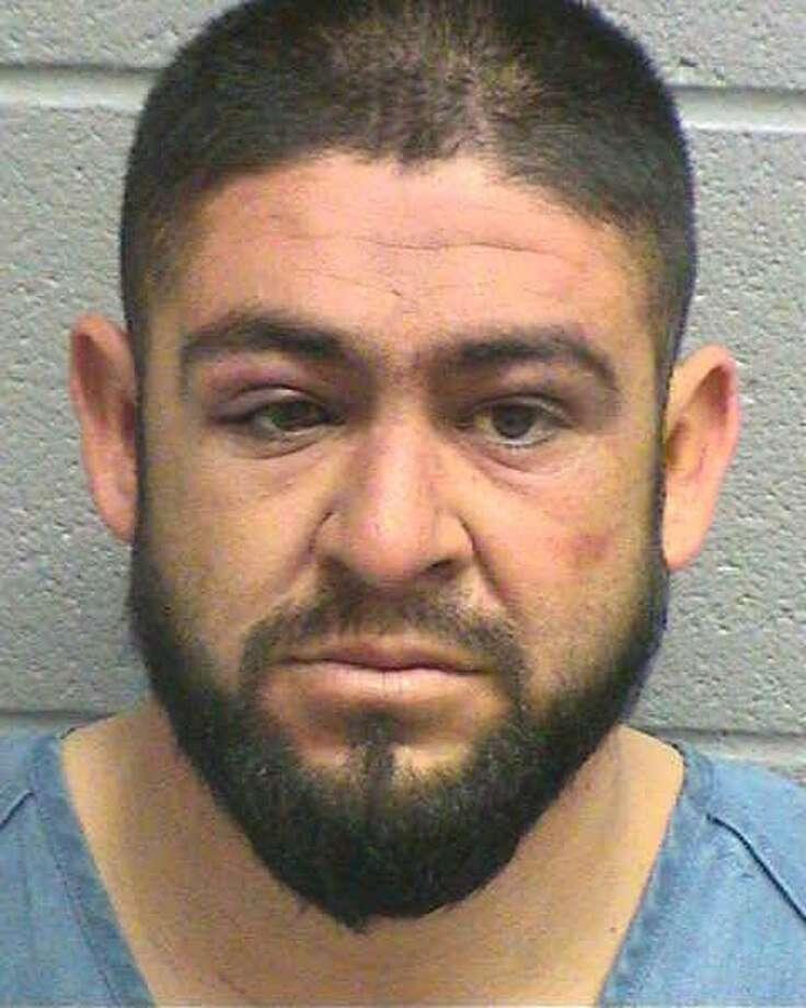 Ivan Macias, 30, of El Paso, was charged April 15 with a second-degree felony charge of aggravated assault with a deadly weapon.Macias allegedly pulled out a handgun at Charlas Restaurant and Bar and pointed it at several people. He then fired a shot at the ceiling and later lost consciousness after a man started choking him, according to MRT records.If convicted, Macias faces up to 20 years in prison.