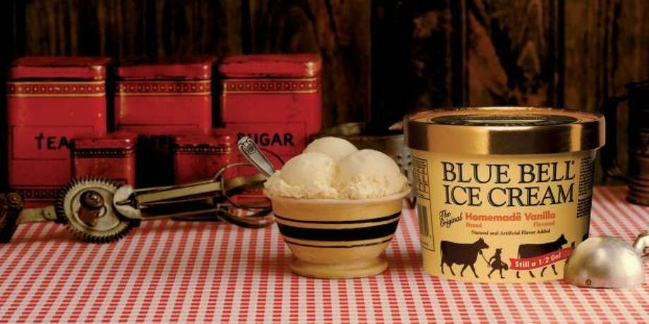 One of Texas' favorite treats is coming back to the Midland-Odessa area for the first times since Blue Bell announce its recall of all of its products this summer. Photo: Houston Chronicle