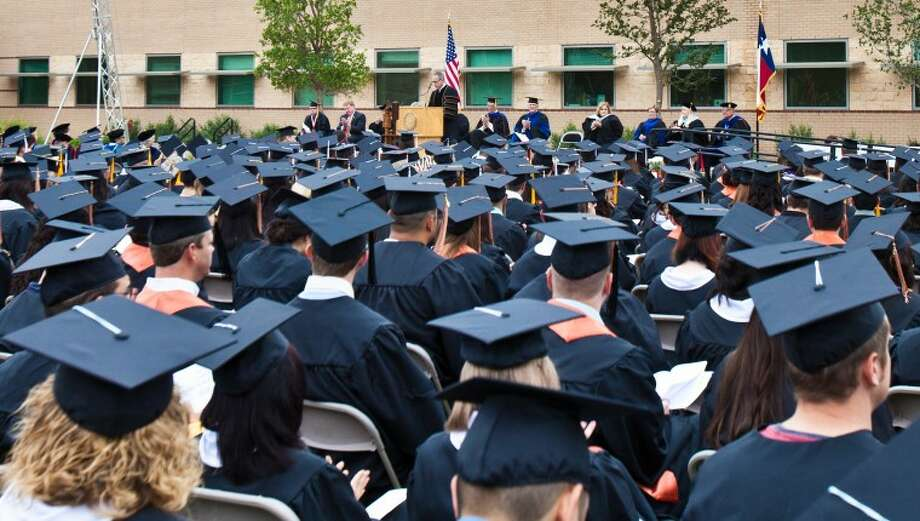 UTPB graduation. Photo courtesy of Rafael Aguilera / UTPB Photo: Photographer: Gary Rhodes