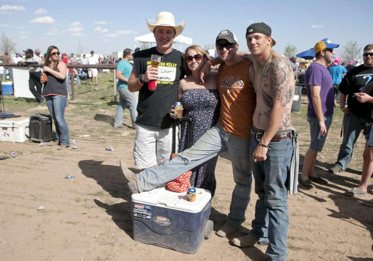 Crudefest Music Festival on Friday at Star of Texas Ranch. James Durbin/Reporter-Telegram
