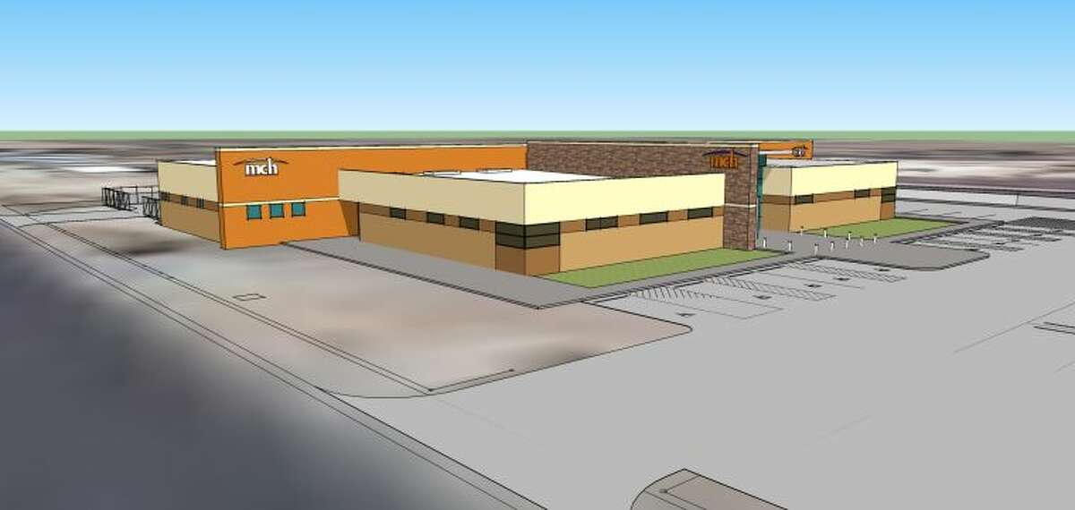 MCH Center for Primary Care - West University, located at University Boulevard and FM 1936, will feature family practice offices, OB/GYN, optometry, endocrinology, pediatrics and internal medicine. The 22,000-square foot office is expected to open this summer. Photo provided