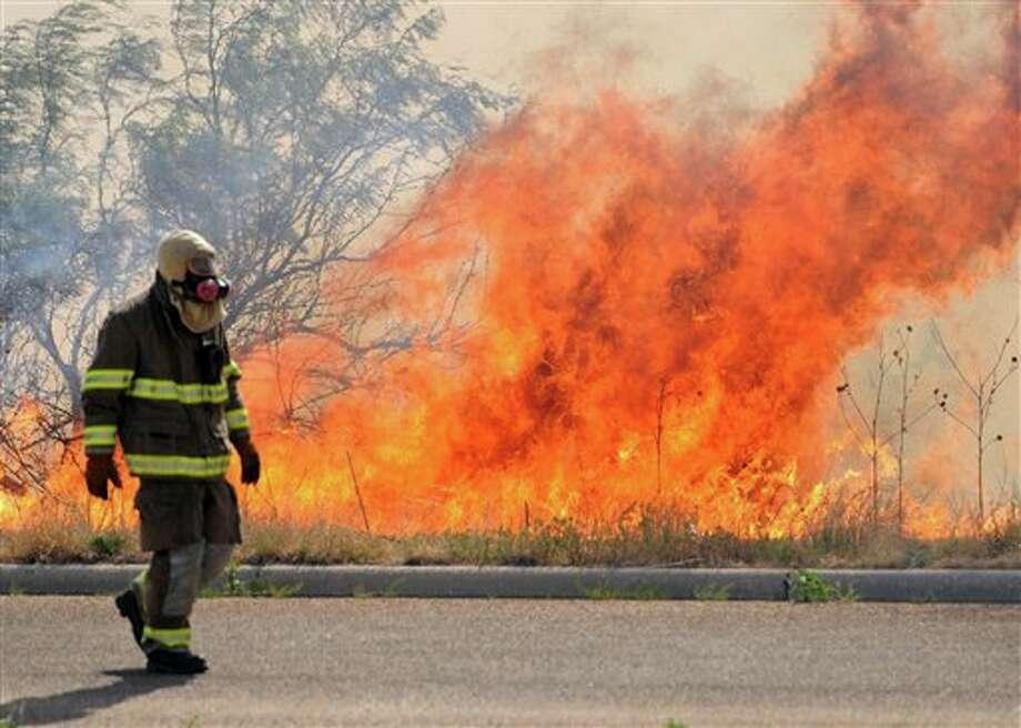 Photo: Joe Gamm / Amarillo Globe-News