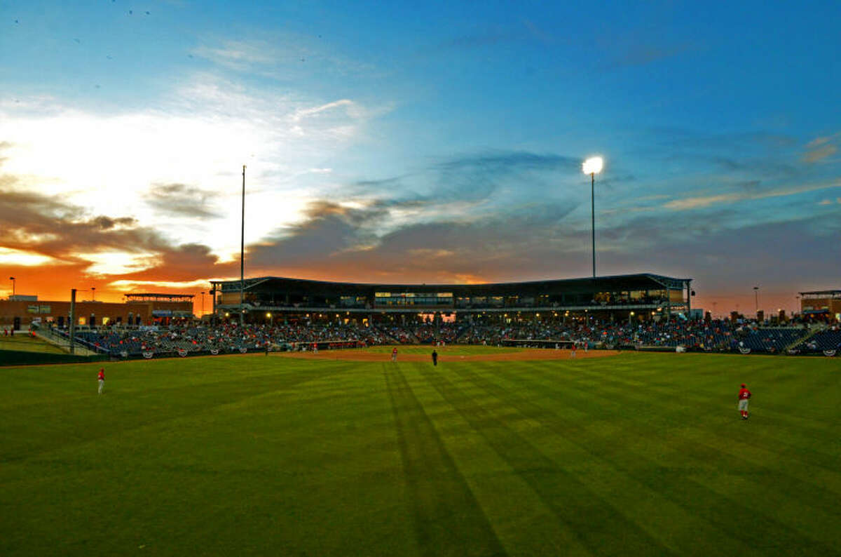 General view of Security Bank Ballpark during a non-conference game between Texas Tech and New Mexico on Tuesday. James Durbin/Reporter-Telegram