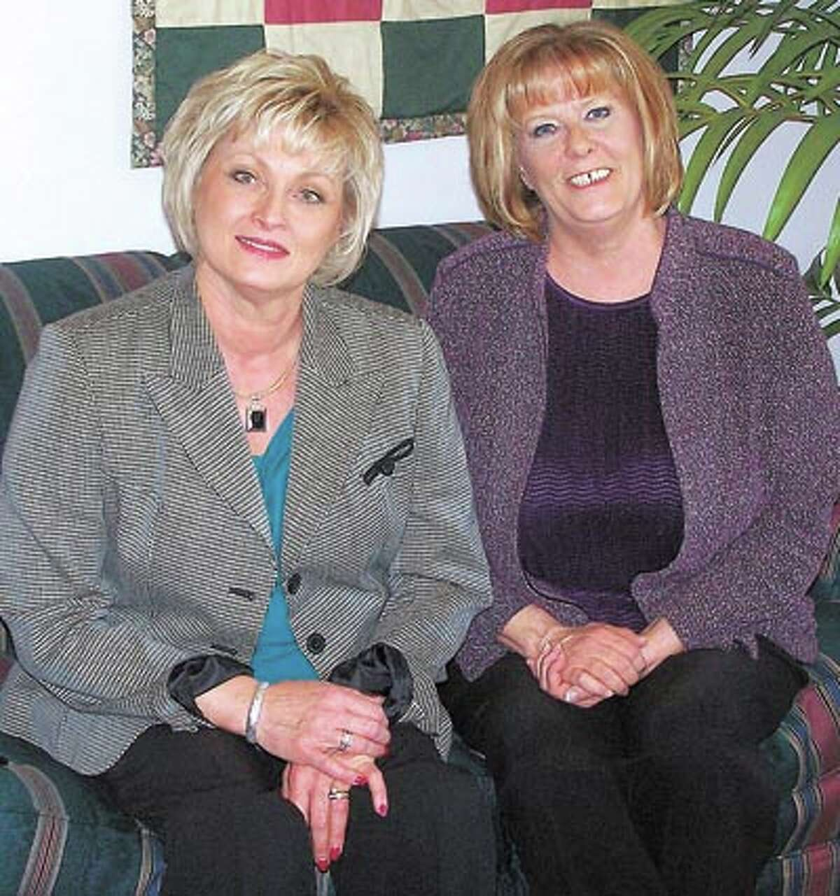 Call Fran Hawke, left, Debbie Court or one of the other friendly staff at Staffing Resources when you need good people fast. The phone number is 684-0527. Call them today!