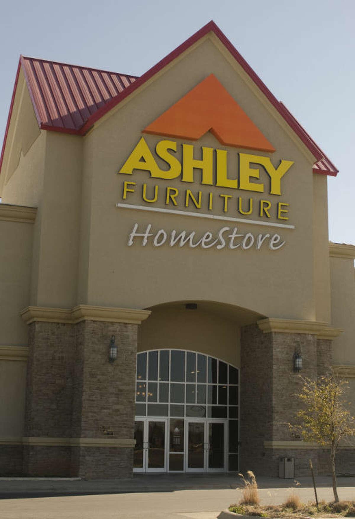Ashley Furniture. Tim Fischer\Reporter-Telegram