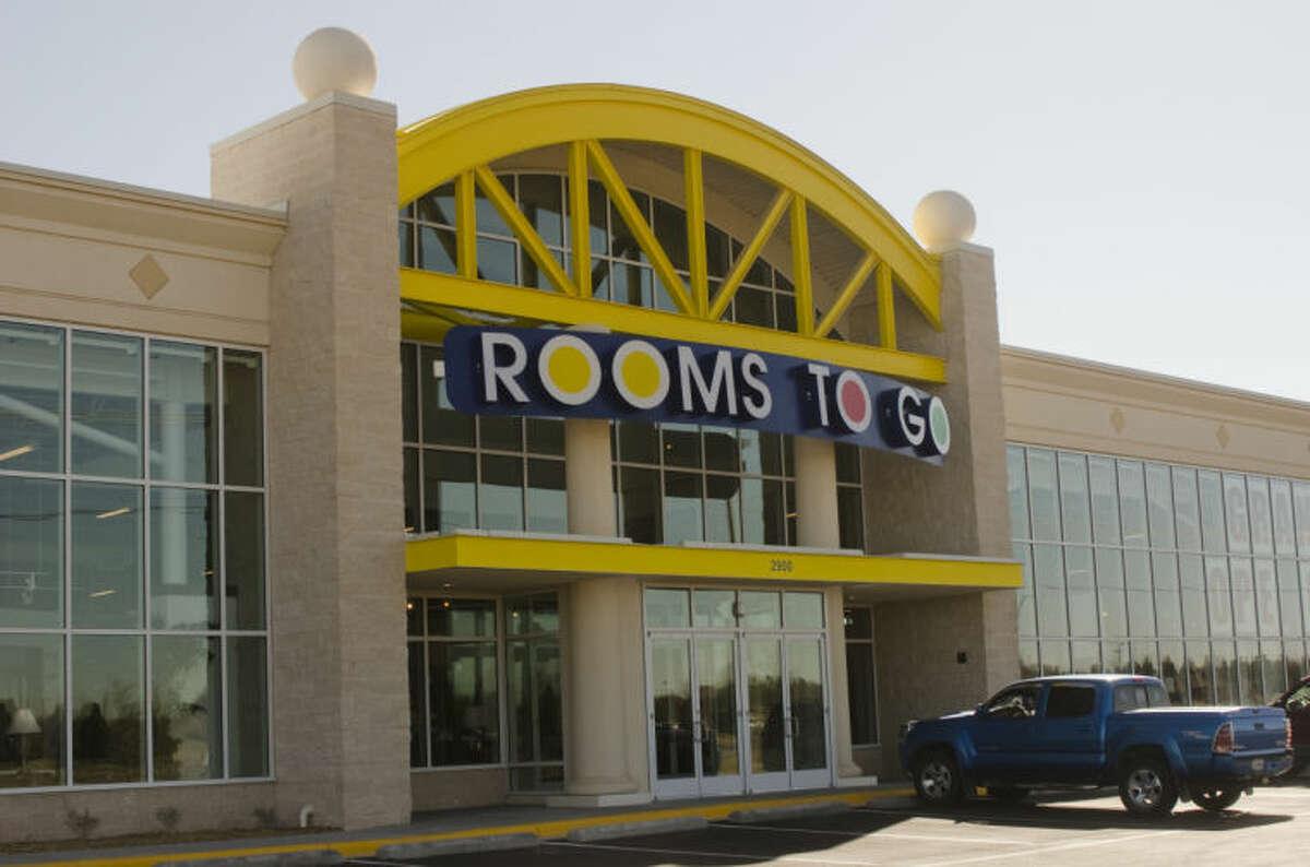 Rooms To Go. Tim Fischer\Reporter-Telegram