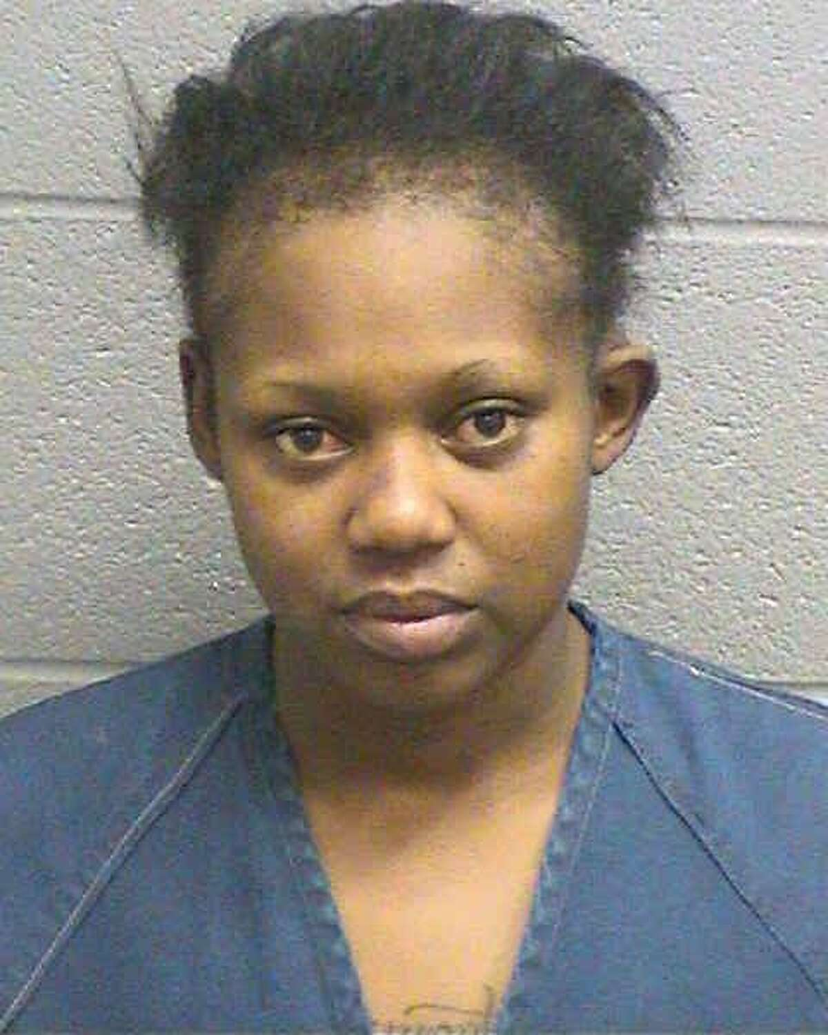 Lakia Shauntee Braziel, 27, of Midland, was charged April 8 with a second-degree felony charge of aggravated assault with a deadly weapon.Braziel got angry with a woman and allegedly threw a metal iron at the woman, hitting her in the elbow. She also punched the woman in the face about four times, according to MRT records.If convicted, she faces up to 20 years in prison.