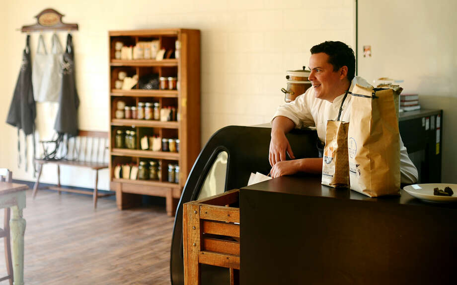 FILE PHOTO: Chef Chip Hight at his then-new Hight Foods restaurant at Midkiff Road and Wadley Ave. June 11, 2015. James Durbin/Reporter-Telegram Photo: James Durbin