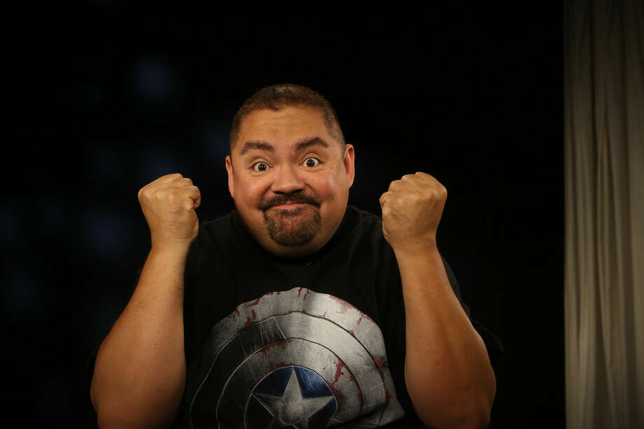 "In this Tuesday, July 15, 2014 photo, actor, Gabriel J. Iglecias, known professionally as Gabriel ""Fluffy"" Iglesias, poses for a photo in Los Angeles. (AP Photo/Nick Ut) Photo: Nick Ut"