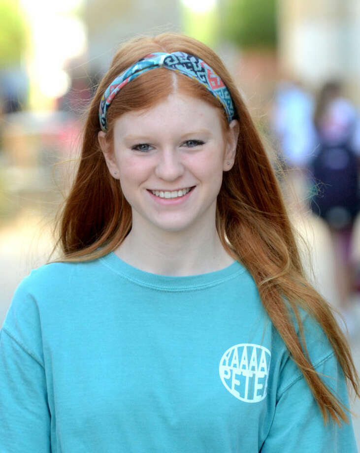 Elise Howard, 17, ValedictorianDaughter of Kris and Cheri HowardPlans to attend Baylor University to study either marketing, economics or financeInvolved in Student Council, Spanish Club, Science Club, National Honor Society and is a Texas Scholar and Symphony Belle.Is passionate about music.Attends First Baptist Church in Odessa. Photo: James Durbin