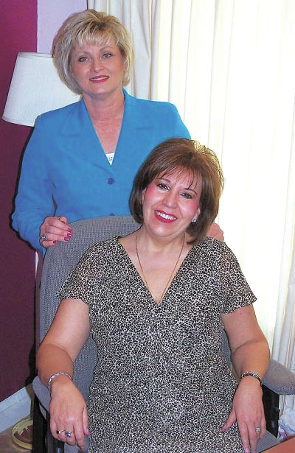 Chocolates are tasty, roses are beautiful, but a job you love is priceless-and that's what Patricia Gomez, Fran Hawke and the friendly folks at Staffing Resources are all about helping you find. Call Staffing Resources at 684-0527 or visit their website at www.igotthe jobs.com.