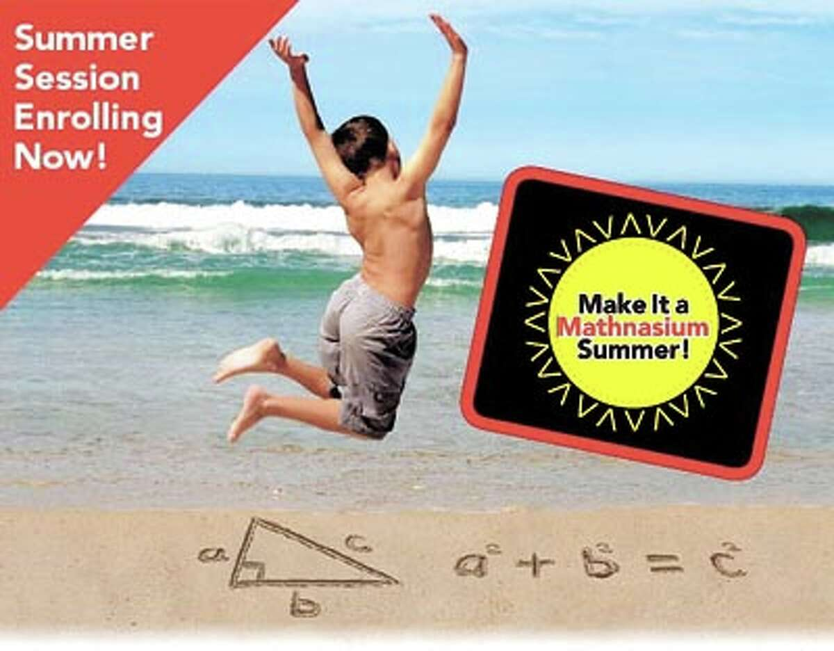 Yes! Summer math can be FUN-and can help students be ready for fall ! Call Mathnasium today at 689-0919 to learn about their exciting summer programs.