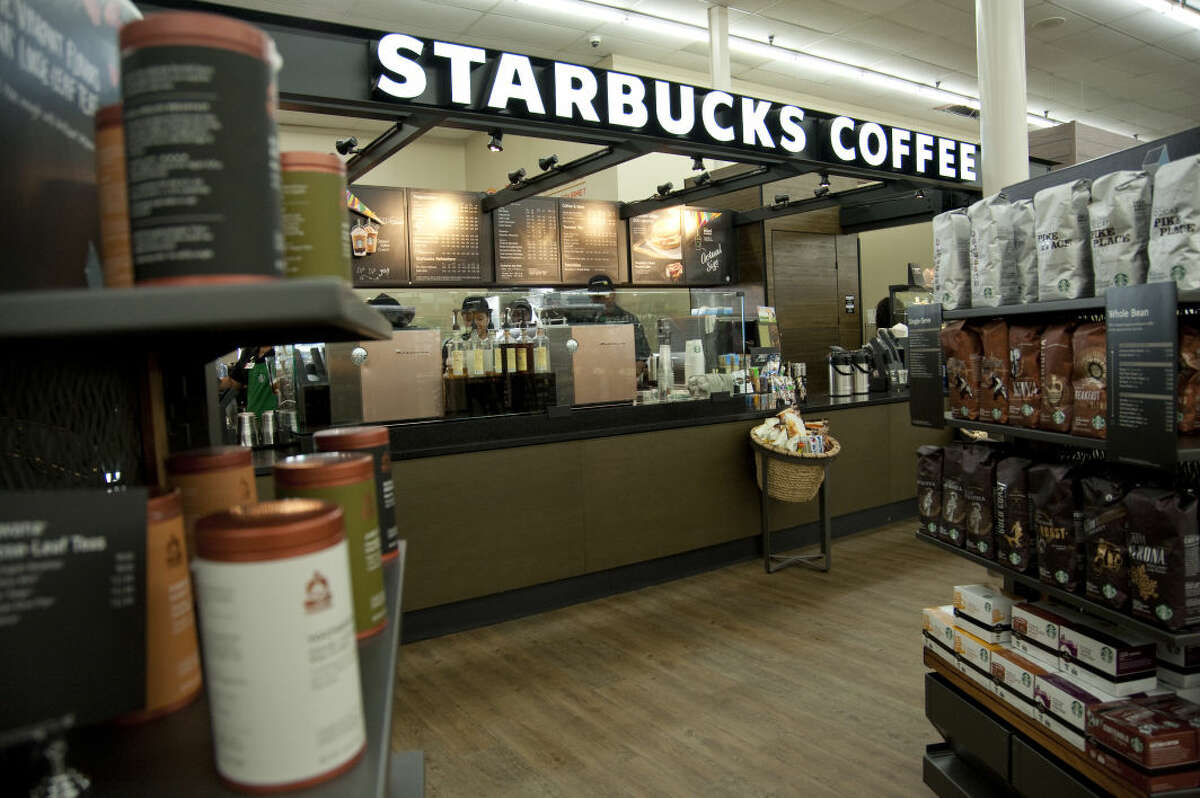 (File Photo) Market Street renovations are nearly complete Tuesday, 6-23-15, at the old Albertson's Grocery on Midkiff and Loop 250. One of the additions is a full service Starbucks inside the store. Tim Fischer\Reporter-Telegram