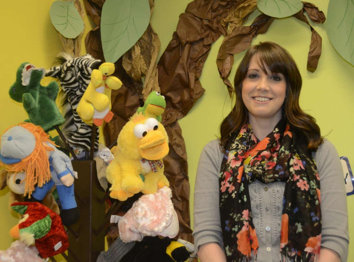 Kelsee Jones is the new director for Rays of Hope Children's Grief Centre. Tim Fischer\Reporter-Telegram