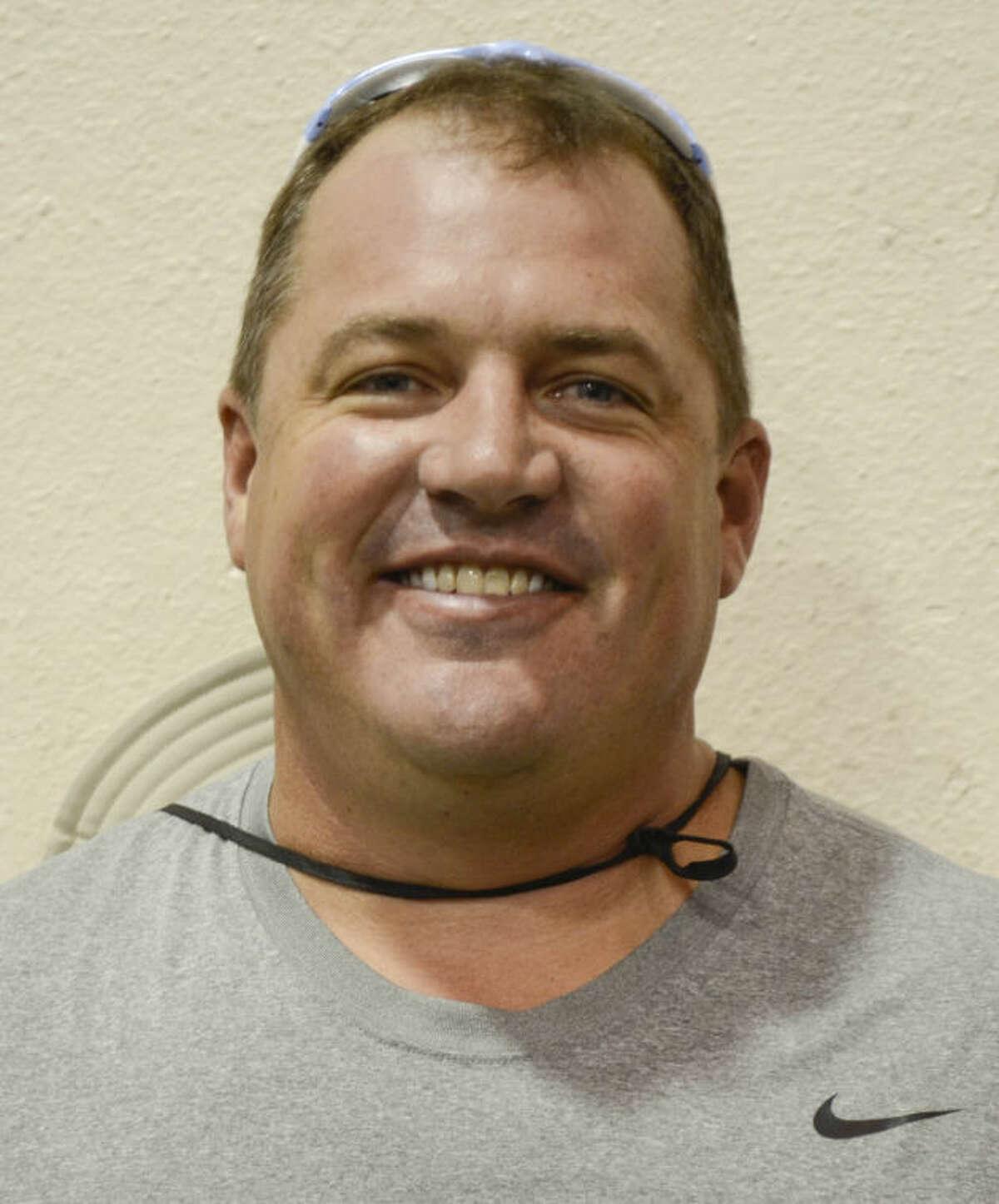 Coach Shad Hanna Tim Fischer\Reporter-Telegram