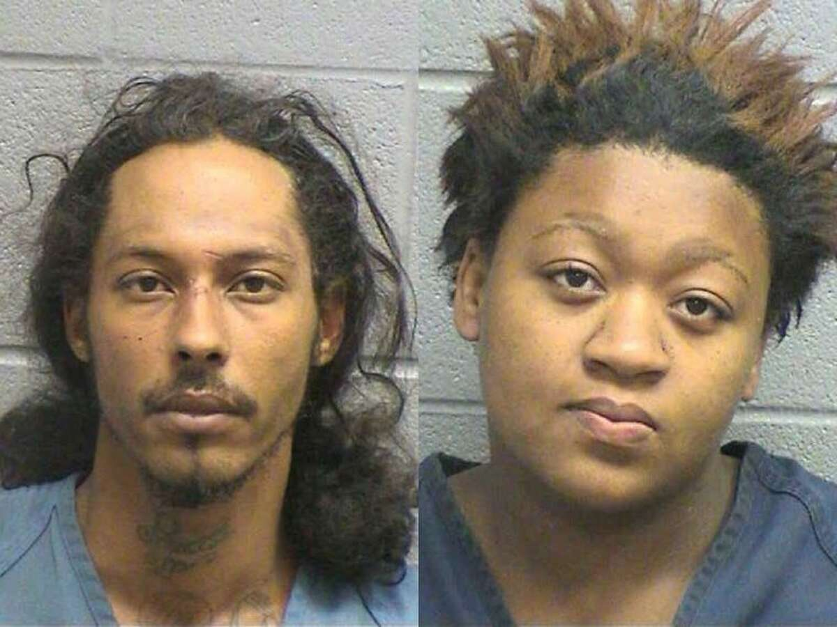 Midlanders Shawn Darnell Dozier, 29, and Shaneka Charell Williams, 18, were arrested May 4 on a first-degree felony charge of aggravated assault with a deadly weapon on a date, family or household member.The two suspects were involved in an altercation that led to frying pan-, knife- and rock-throwing at each other.If convicted, the two suspects face five to 99 years in prison.
