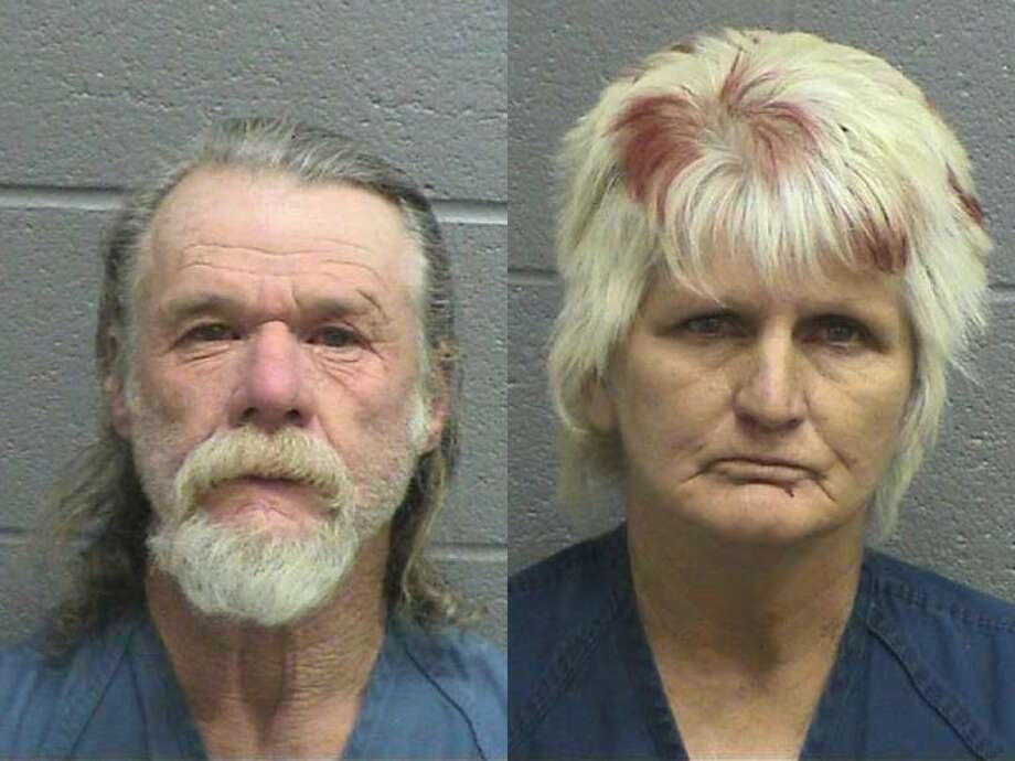Homer L. Hixon, 59, and Teresa Hixon, 51, both of Goldsmith, were arrested May 3 for federal charges of possession of a controlled substance.Midland police officers found the couple in possession of 284.8 grams of methamphetamine in their hotel room.
