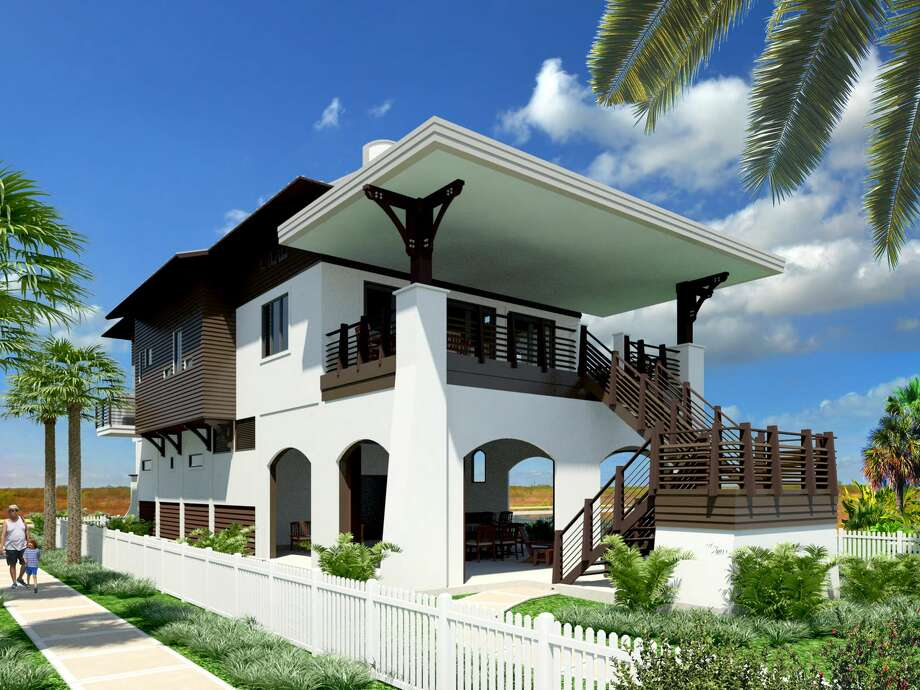 Newcoast properties plans luxury beachfront community near for Beach house plans galveston
